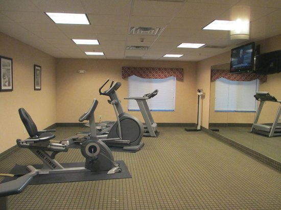 Peru, IL: Exercise Room