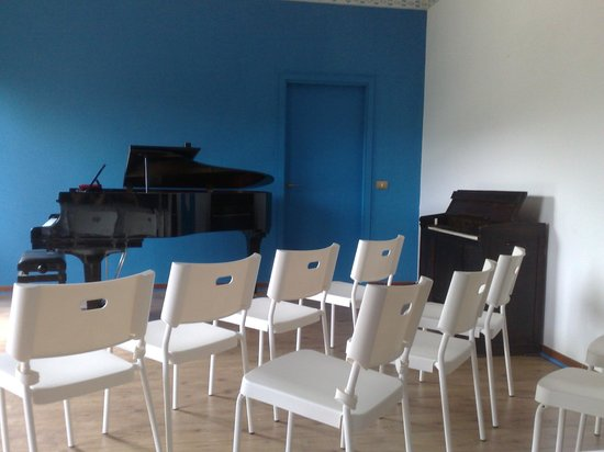 Sillart: sala musica