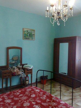 Sillart: camera verde
