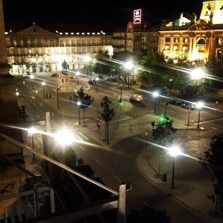 Hotel Universal: udsigt fra hotellet