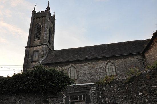 St Marys Cathedral : From the street
