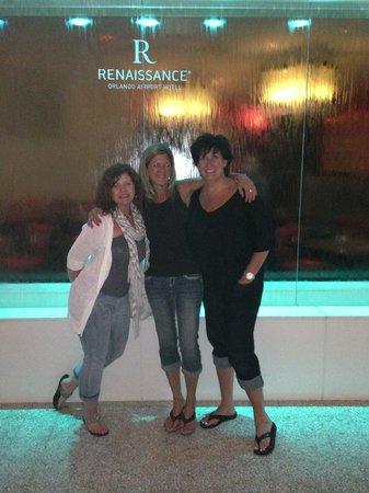 Renaissance Orlando Airport Hotel: Great hotel!