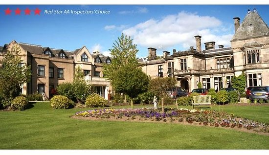 Rookery Hall Hotel & Spa: Rookery Hall, Cheshire