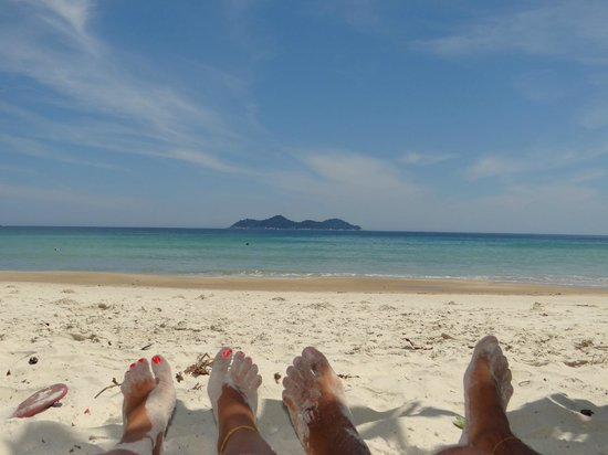 Lopes Mendes Beach: Hermoso!