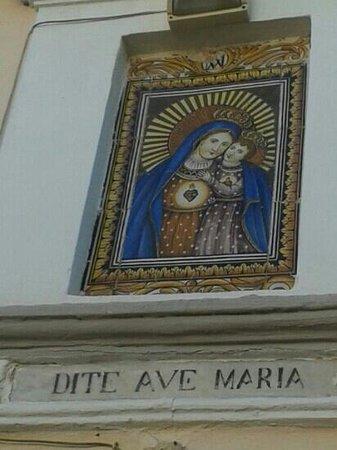 Savoia Hotel: dite Ave Maria