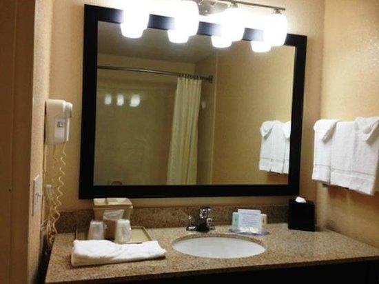 Comfort Inn & Suites Peachtree Corners: Bath Room