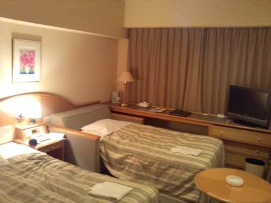 Hotel Mystays Premier Omori: 室内1