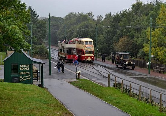 Beamish Museum: The place can be enchanting even on a dull day