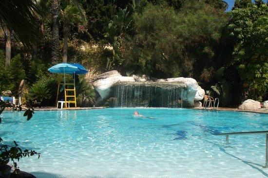 Albir Playa Hotel & Spa: Petite cascade