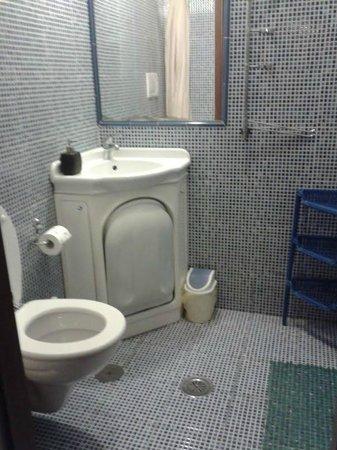 Le Camere Della Principessa B&B: bagno