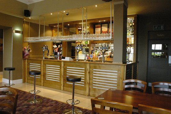 The Station Hotel: The Lounge Bar