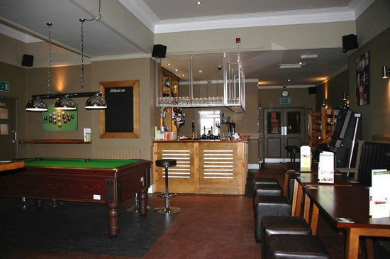 The Station Hotel: The Sports Bar