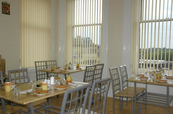 The Station Hotel: Guests Breakfast Room