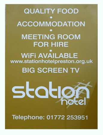 The Station Hotel: Facilities