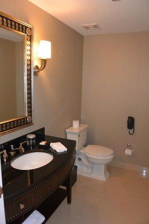Waldorf Astoria Orlando : Seconde sdb