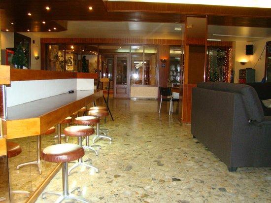 Hotel La Planada : Cafeteria