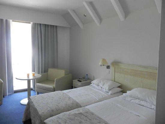 Princess Beach Hotel : Номер 2 этаж (основной корпус)
