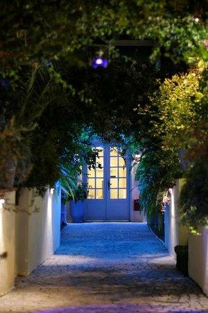 Hotel de Provence: Entrée