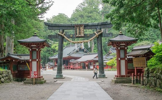 ‪Nikko Futarasan Shrine‬