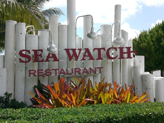 Sea Watch on the Ocean: valet parking is available