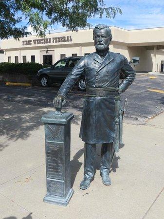 City of Presidents Walking Tour: Ulysses Grant
