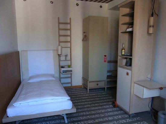 Bleibtreu Hotel: 禁煙の513号室