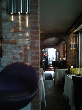 Restaurant Nova: interno locale