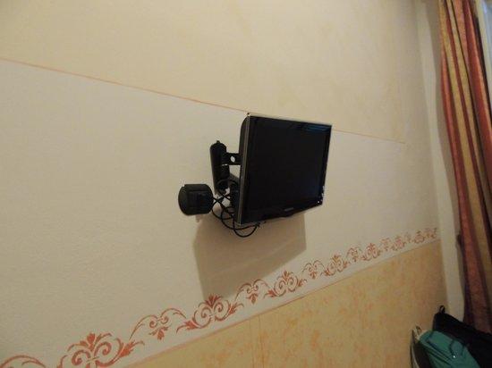 Hotel Palazzuolo: Tele en el cuarto