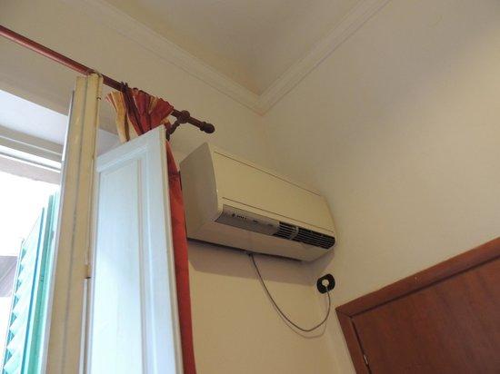 Hotel Palazzuolo: Aire acondicionado