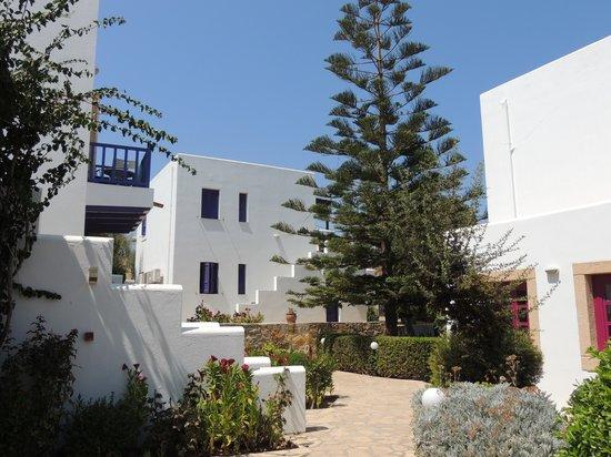 Nefeli Hotels: le jardin