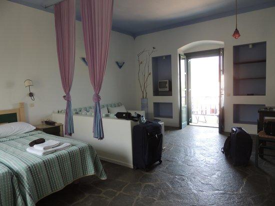 Nefeli Hotels: notre chambre