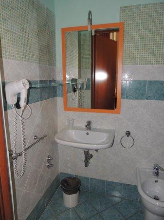 Hotel Palazzuolo : Baño
