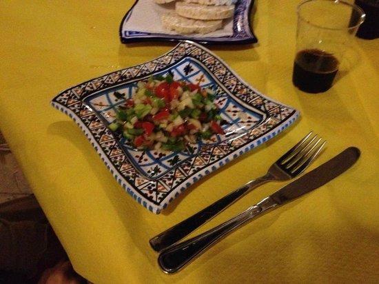 Eyem Zemen : Insalata tunisina