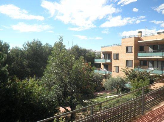 Pierre & Vacances: Vistas apartamentos