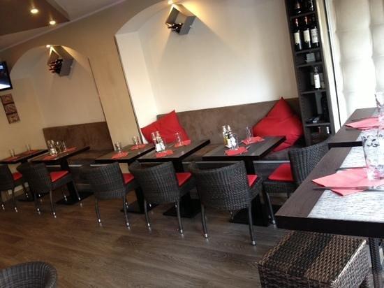 Le Petit Brunch : le restaurant