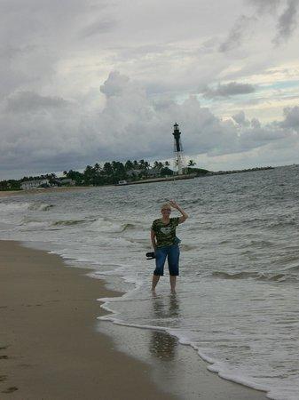 Residence Inn Fort Lauderdale Pompano Beach/Oceanfront: The lighthouse is 1 mile north of the Inn