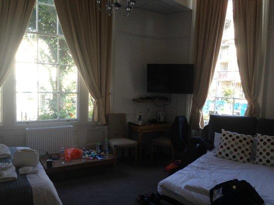Innkeeper's Lodge London Greenwich : Room