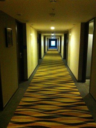 Holiday Inn Express Ahmedabad: The Corridor's View (2)