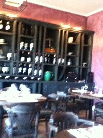 Restaurante CampoTinto: Interior de restaurant