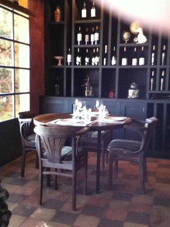 Restaurante CampoTinto: Interior del restaurant