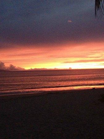 Casa Manana sunset
