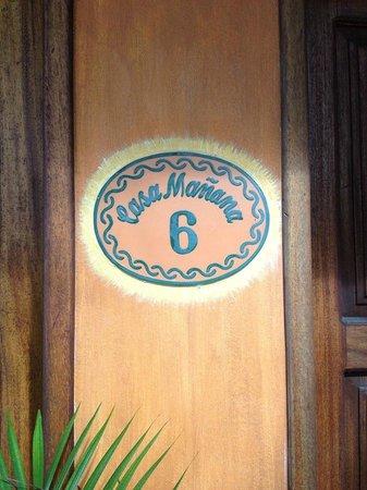 Casa Manana: door