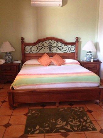 Casa Manana: casa VI king size bed