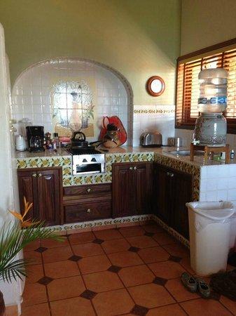 Casa Manana kitchen