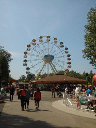 Parc Saint Paul : Parc St Paul