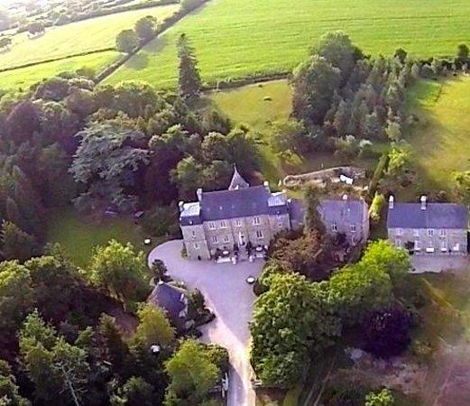 Chateau Le Val  Brix  France