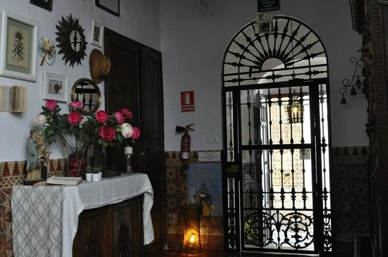 Hostal El Antiguo Convento: Lovely Hotel