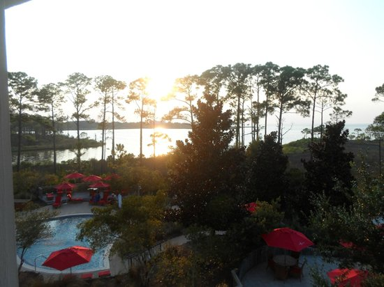 Embarc Sandestin : Evening over the bayou