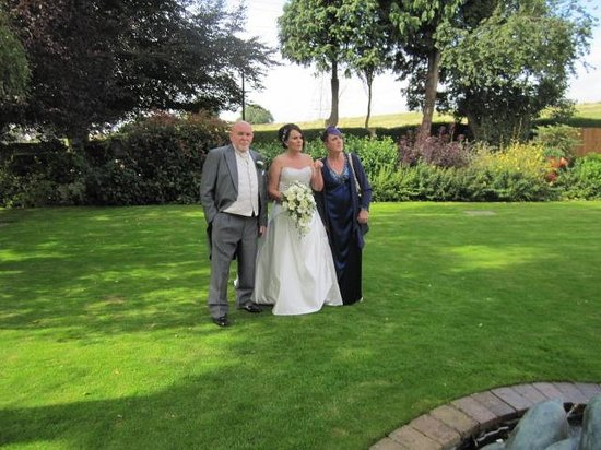 Grimstock Country House Hotel: Lovely Grounds