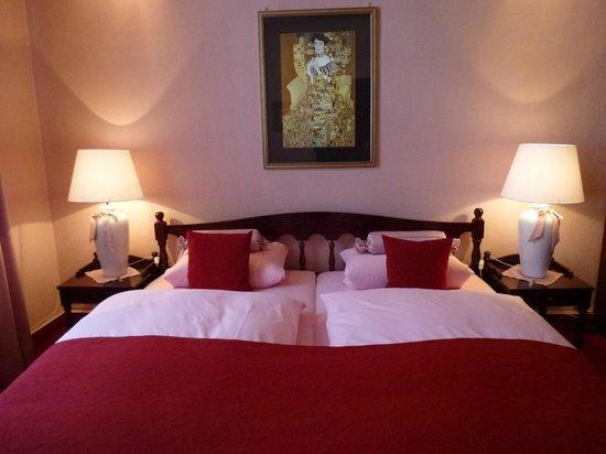 Der Schwan Hotel: Doppelzimmer